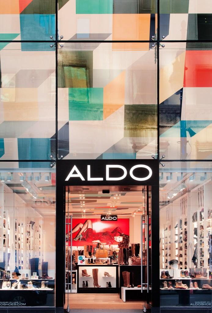 Aldo Rue Sainte-Catherine, Montréal