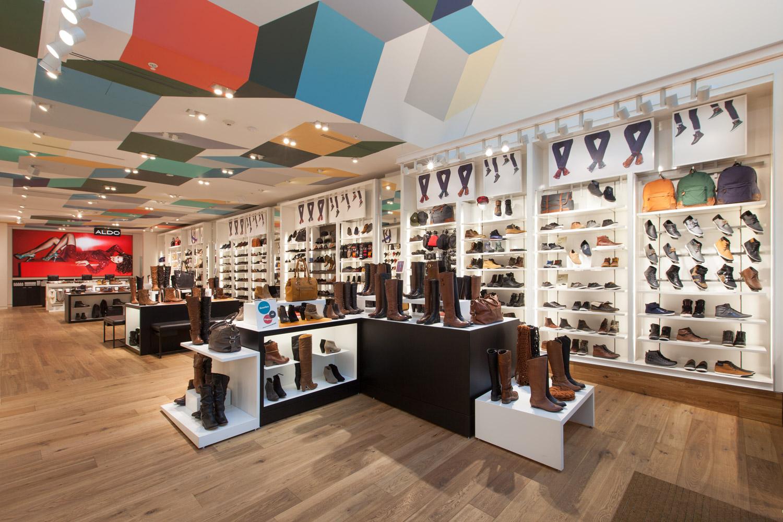 Kaplan Shoe Store Chicago