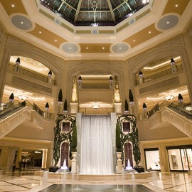The Palazzo project, Las Vegas