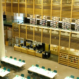 Grande bibliothèque de Montréal, Montréal